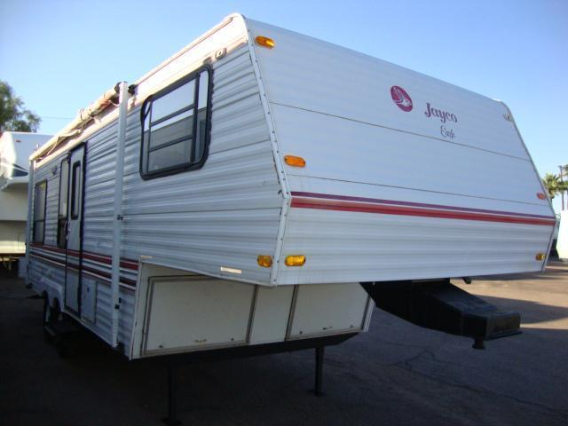 1994 Jayco 255 Rk Ultralite 5th Wheel 1 2 Ton Towable Sale Priced For Sale In Mesa Arizona