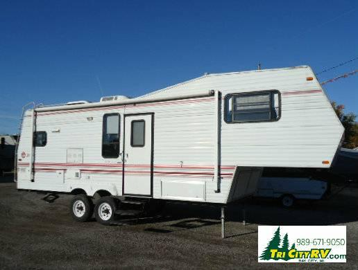 Jayco Eagle Travel Trailers For Sale In Michigan
