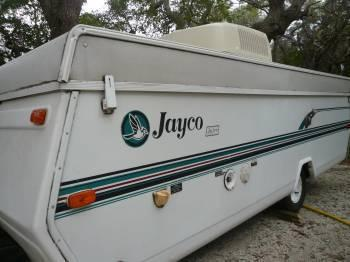1994 Jayco Pop Up Camper for Sale in Englewood, Florida Classified