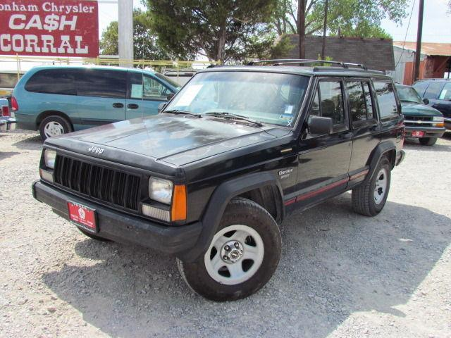1994 jeep cherokee sport for sale in bonham texas classified. Cars Review. Best American Auto & Cars Review