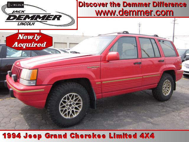 1994 jeep grand cherokee for sale in dearborn michigan classified. Black Bedroom Furniture Sets. Home Design Ideas