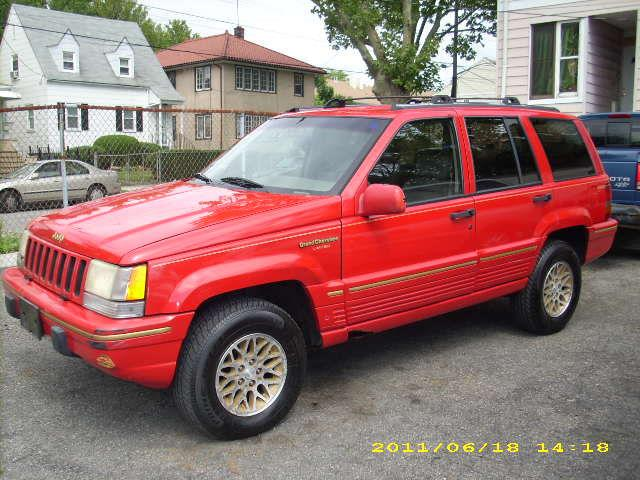 1994 jeep grand cherokee limited 4wd for sale in mount vernon new york classified. Black Bedroom Furniture Sets. Home Design Ideas