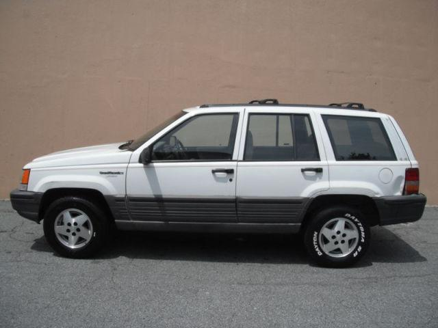 1994 jeep grand cherokee se for sale in sandy springs georgia classified. Black Bedroom Furniture Sets. Home Design Ideas