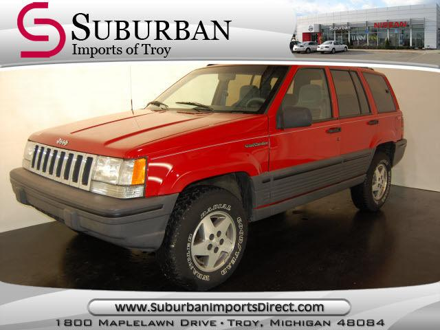 1994 jeep grand cherokee se for sale in troy michigan classified. Black Bedroom Furniture Sets. Home Design Ideas