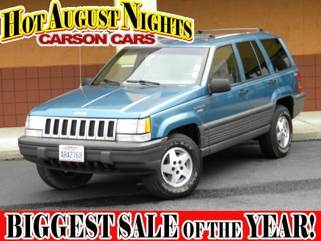 1994 jeep grand cherokee se for sale in lynnwood washington classified. Black Bedroom Furniture Sets. Home Design Ideas