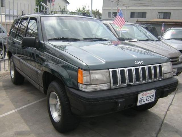 1994 jeep grand cherokee se for sale in los angeles california classified. Black Bedroom Furniture Sets. Home Design Ideas