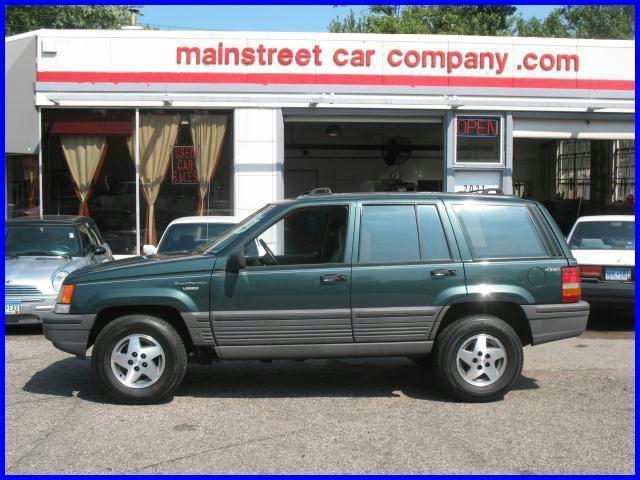 1994 jeep grand cherokee se for sale in hopkins minnesota classified. Black Bedroom Furniture Sets. Home Design Ideas
