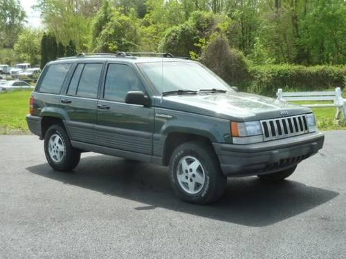 1994 jeep grand cherokee suv se for sale in hulmeville pennsylvania classified. Black Bedroom Furniture Sets. Home Design Ideas