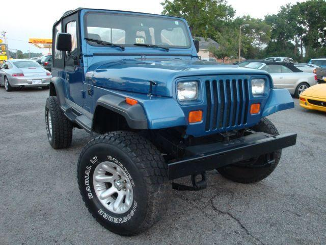 1994 jeep wrangler for sale in virginia beach virginia classified. Black Bedroom Furniture Sets. Home Design Ideas