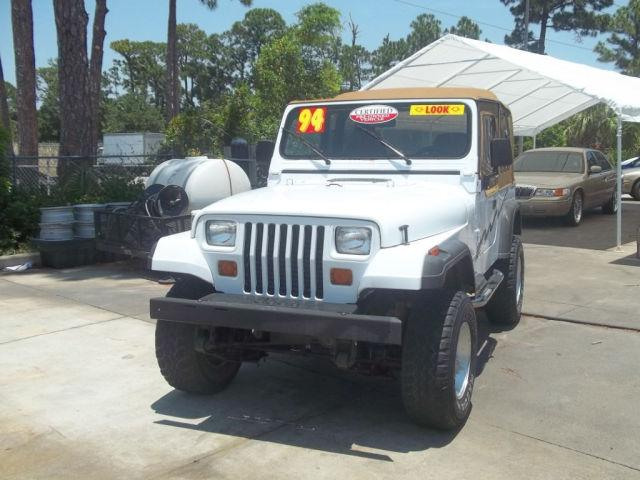 1994 jeep wrangler 1994 jeep wrangler car for sale in melbourne fl 4365415498 used cars on. Black Bedroom Furniture Sets. Home Design Ideas