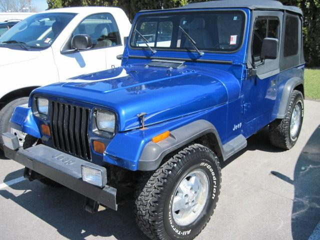 1994 jeep wrangler s for sale in iowa city iowa classified. Black Bedroom Furniture Sets. Home Design Ideas