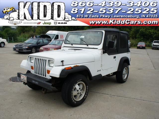 1994 jeep wrangler s for sale in lawrenceburg indiana classified. Black Bedroom Furniture Sets. Home Design Ideas