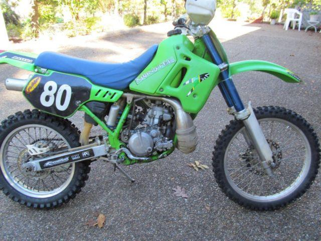 1994 Kawasaki KDX200 - Runs Great - ready for the woods