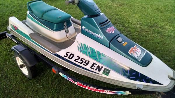 1991 kawasaki jet ski ts
