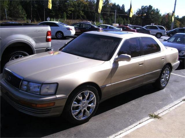 1994 lexus ls 400 for sale in lancaster south carolina. Black Bedroom Furniture Sets. Home Design Ideas