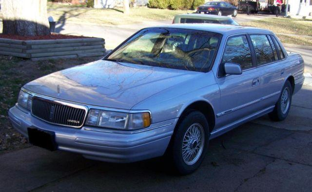 Cars For Sale Omaha Ne >> 1994 Lincoln Continental Rebuilt V-6 Engine! for Sale in Omaha, Nebraska Classified ...