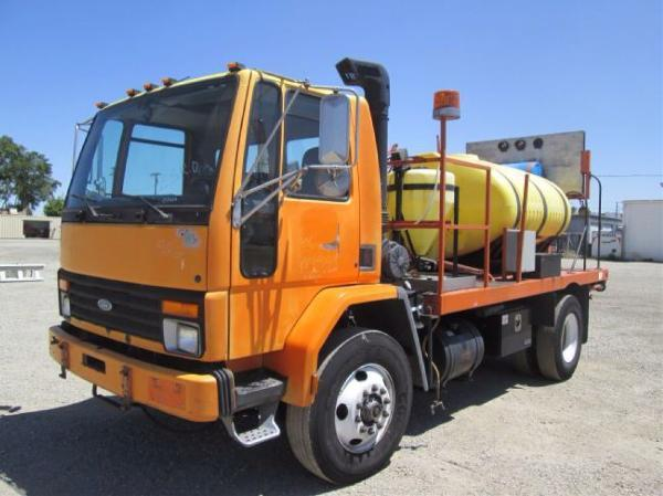 1994 Mack Fc6000 Chemical Spray Truck For Sale In