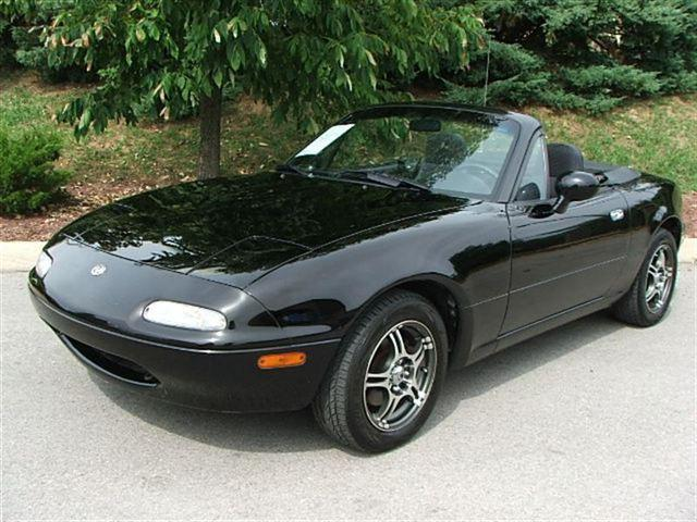 1994 mazda miata mx 5 1994 mazda miata car for sale in franklin tn. Black Bedroom Furniture Sets. Home Design Ideas