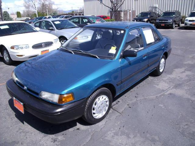 1994 mazda protege dx for sale in boise idaho classified. Black Bedroom Furniture Sets. Home Design Ideas