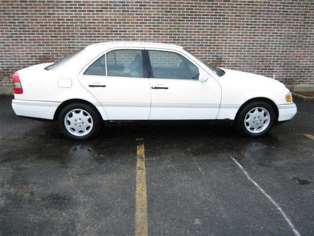 1994 mercedes benz c class c220 for sale in chicago for 1994 mercedes benz c220