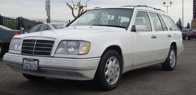 1994 mercedes benz e class e320 wagon for sale in santa for Mercedes benz e class wagon for sale
