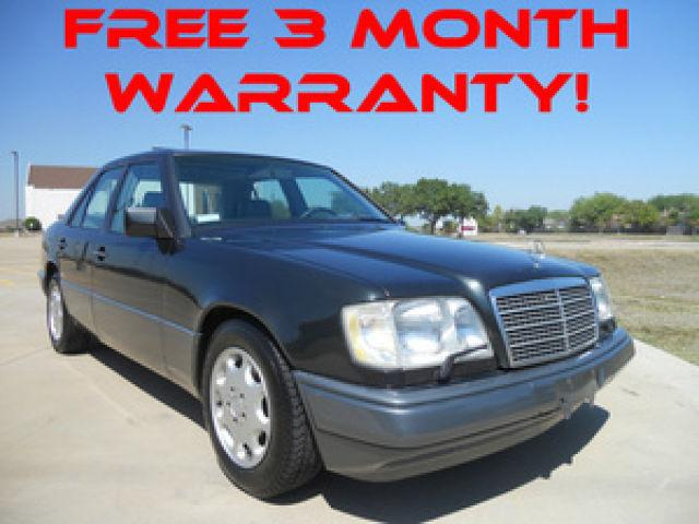 1994 mercedes benz e class e420 for sale in houston texas for 1994 mercedes benz e class