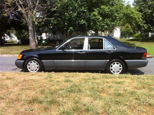 1994 Mercedes Benz S Cl For In Kernersville North Carolina