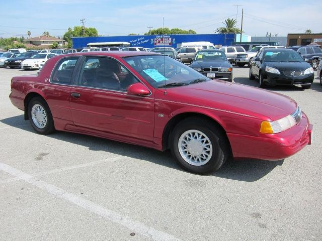 1994 Mercury Cougar Xr7 For Sale In Santa Clara