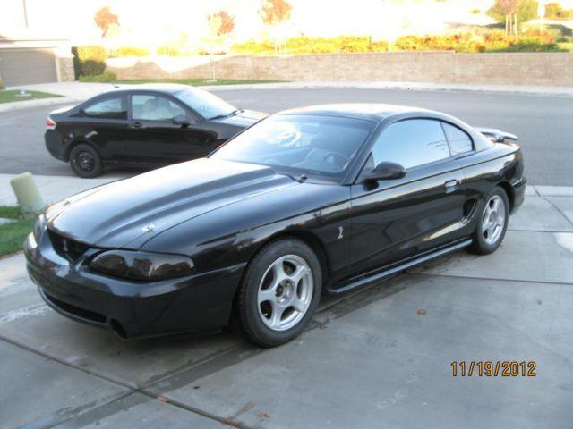 1994 mustang cobra for sale in fort worth texas classified. Black Bedroom Furniture Sets. Home Design Ideas