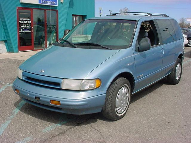 1994 Nissan Quest Xe For Sale In Pontiac Michigan