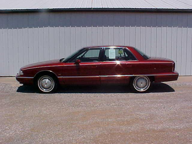 1994 oldsmobile 98 regency for sale