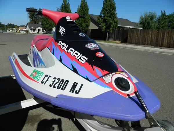 Auto Parts For Sale Redding California: 1994 Polaris SL750 Jet Ski