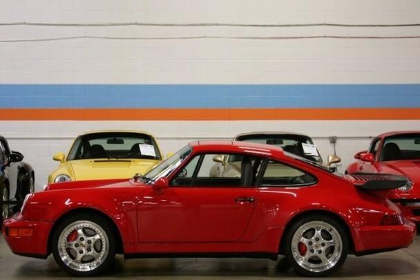 1994 porsche 911 turbo for sale in solon ohio classified. Black Bedroom Furniture Sets. Home Design Ideas