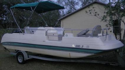- 1994 Renken Deck 135 hp - Superb Price