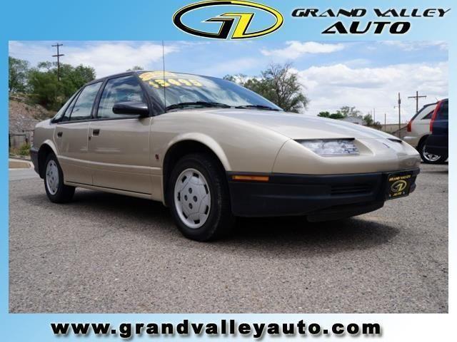 1994 Saturn Sl Sd 4dr Sedan Sl 5 Spd Manual For Sale In