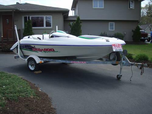 Used Tires Dayton Ohio >> 1994 Sea-Doo Speedster 14.5ft. jet boat for Sale in ...