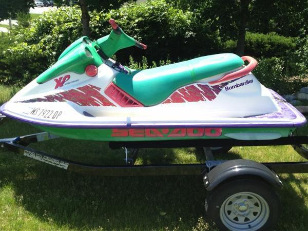1994 sea doo xp for sale in kimberly wisconsin classified. Black Bedroom Furniture Sets. Home Design Ideas