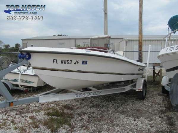 1994 Sea Pro 170 Cc 1994 Sea Pro Boat Trailer In
