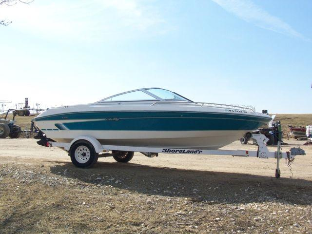 1994 Sea Ray 180 BR Signature