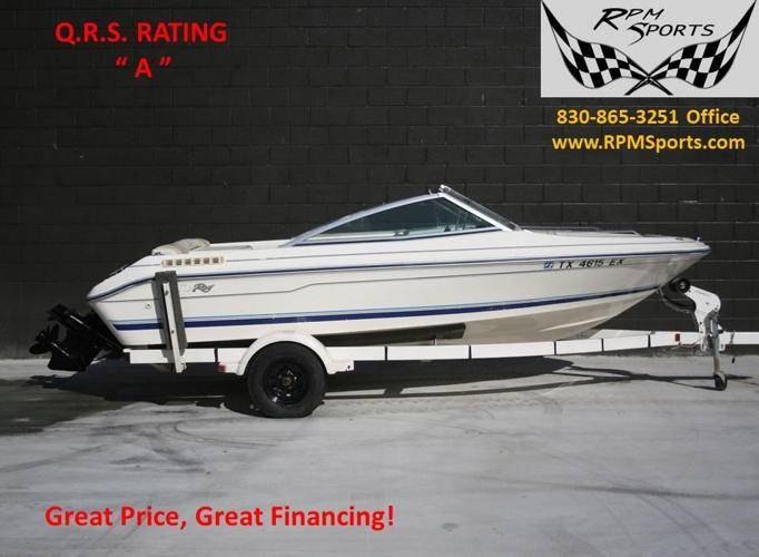 1994 SeaRay Signature 170 for Sale in Mc Queeney, Texas