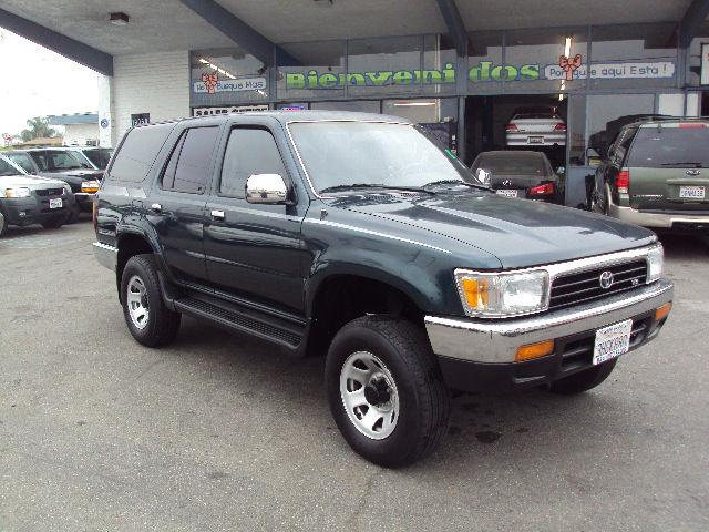 1994 toyota 4runner sr5 for sale in bloomington. Black Bedroom Furniture Sets. Home Design Ideas