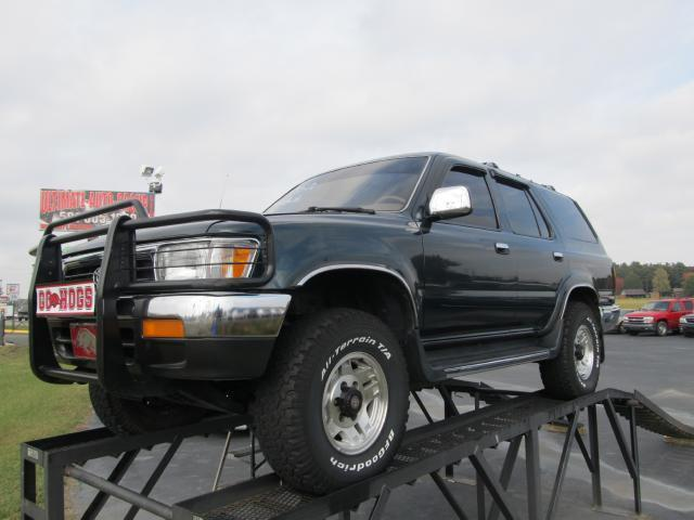 1994 toyota 4runner sr5 for sale in cabot arkansas. Black Bedroom Furniture Sets. Home Design Ideas