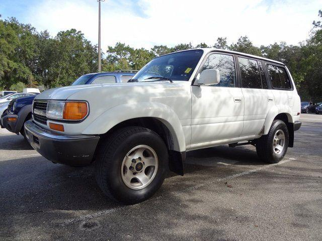 1994+Toyota+Land+Cruiser+Review 1994 Toyota Land Cruiser for Sale in