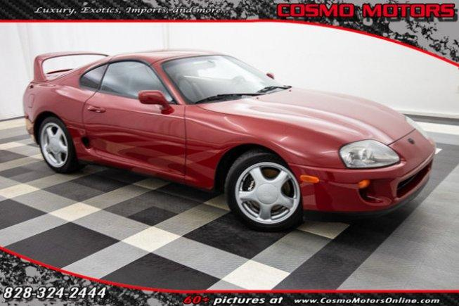 1994 Toyota Supra Turbo for Sale in Bethlehem, North Carolina