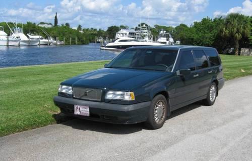 1994 volvo 850 estate wagon for sale in stuart florida classified. Black Bedroom Furniture Sets. Home Design Ideas