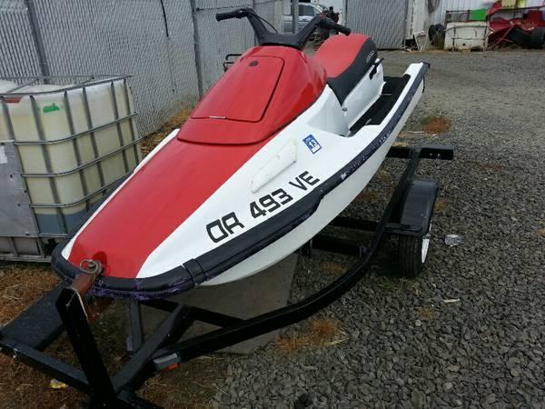1994 yamaha waverunner iii gp we finance 10 foot for Yamaha outboard financing