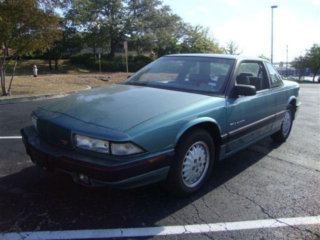 1993 Buick Regal Gran Sport