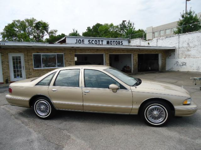 1994 chevrolet caprice for sale in montgomery alabama
