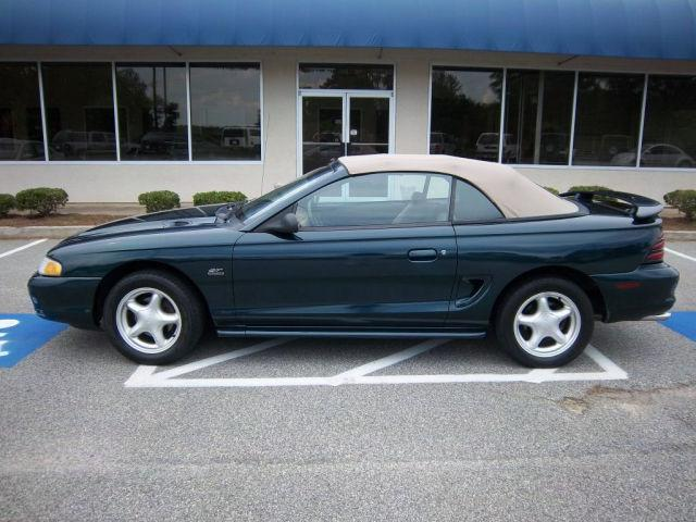 1994 ford mustang gt for sale in gray georgia classified. Black Bedroom Furniture Sets. Home Design Ideas
