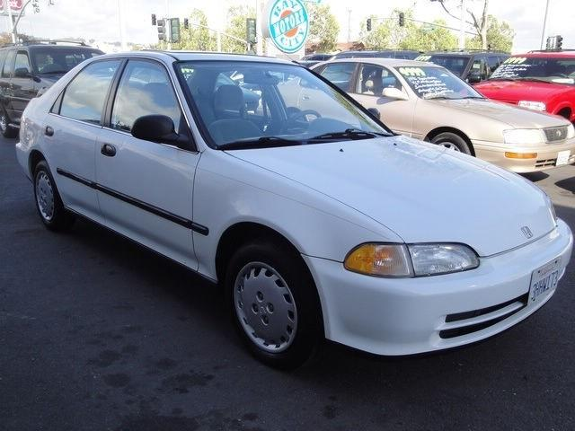 1994 honda civic lx for sale in san leandro california for Bay city motors san leandro ca
